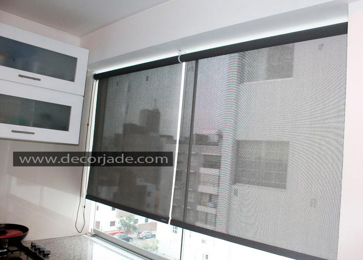 Cortinas roller per roller dobles roller blackout - Cortinas screen cocina ...